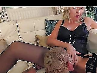 German milf sex video