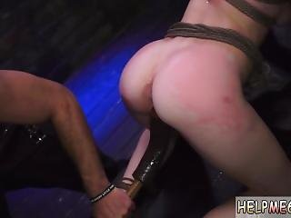 Rough Interracial Breeding Helpless Teenager Kaisey Dean Was On Her Way