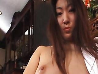 Japanese Milf Titplaying And Cocksucking