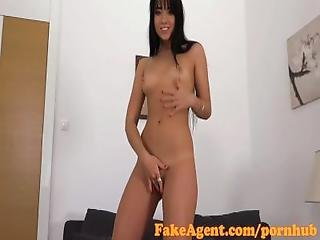 Fakeagent Horny Russian Babe Wants To Be A Porn Star