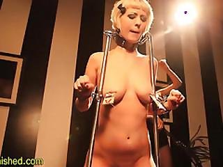 Chained Up Sub Clamped