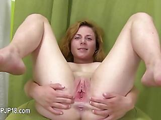 Her Cunt Hole Fully Opened And Gaped