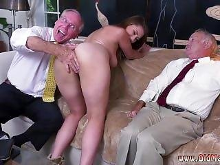 Teen Lick Old Ass Ivy Impresses With Her Big Titties And Ass