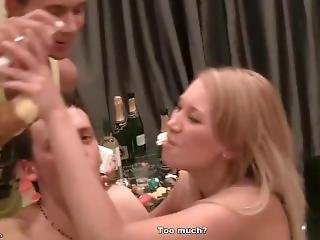 Lindsey At Sex Party Dp