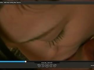 Japanese Face Licking Massage