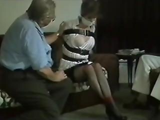 blasen, sklaverei, fetisch, grossvater, Reife, alt, älterer mann, jung