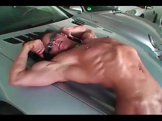 Hot Fbb Pecs And Clit