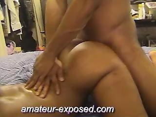 Hot Night With Big Booty Ebony Exotic Dancer - Illusion