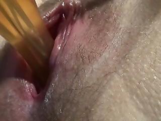 amateur, chick, sperma, masturbatie, poes, solo, rok, Tiener, spellen, nat