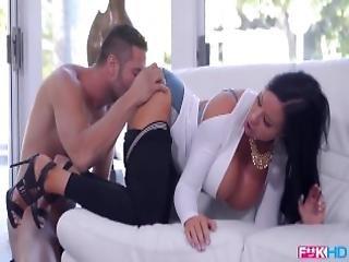Fuckinhd Big Titty Luxury Slut Sybil Stallone Slammed Hard By Danny Mountain