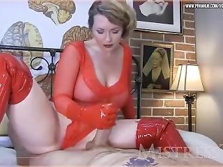 Mistress T - Handjob