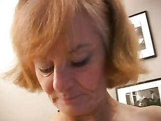 Only Anal For Granny