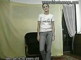français Teen casting porno