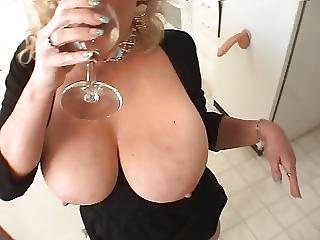 Horny Large Breasted Wife Pounded
