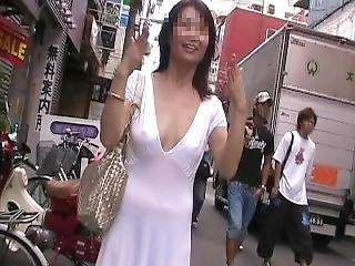 Flimsy White Dress