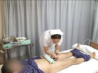 Nurse Woman On Top