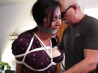 Dixie Gagged