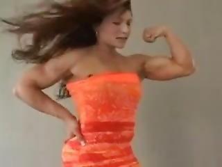 Jennifer Abrahams Old School Muscle