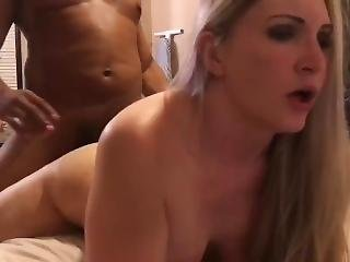 Busty Wife Pleases Another Bull
