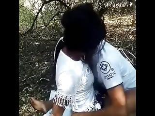 Sri Lankan Class Student Jungle Fuck