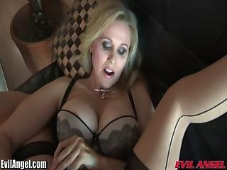 Evilangel Dana Vespoli And Milf Lesbian Anal Pov