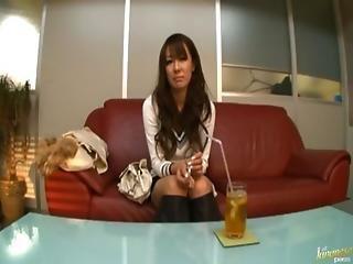 Shiina Lovely Asian Working Girl Is Hot Www.worksexjp.com