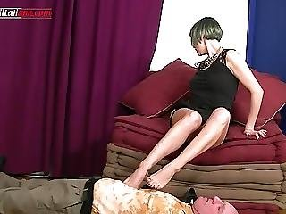 The Professionist Second Part Full Trample And Facesitting
