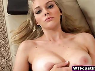 Gorgeous Young Blonde Is Ready To Get Sweet Pussy Corrupted By Big Cock