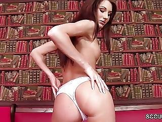Extrem Skinny Teen Anal Fuck In Real First Time Casting