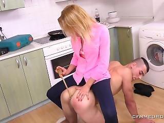 Handyman Abused
