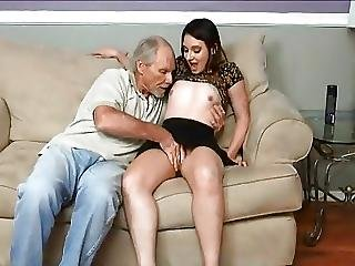 Stp1 Sexy Teen Fucks Uncle Till Daddy Comes Home