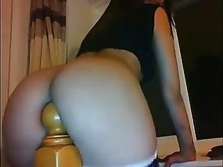Teen On Skype 1