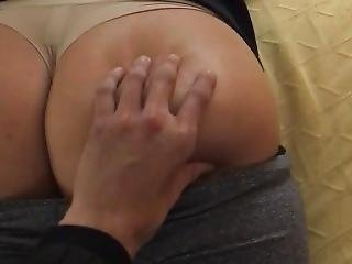 Playing With Her Ass