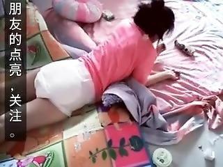 Paraplegic Crawling & Diaper