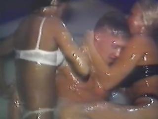 Wrestling In Slime