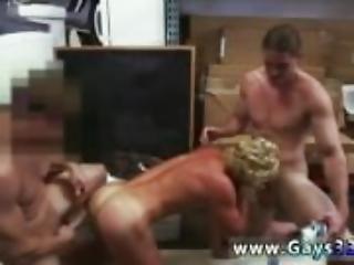 Deep anal sex movie gay men and hot twins