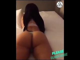 Try Not To Cum Sexy Twerking