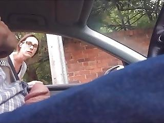 Dickflash Pretty Teen Watches My Cock And Gives Directions