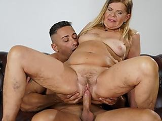 Mugur Is The Lucky Young Man Who Can Ride This Old Runner Samantha
