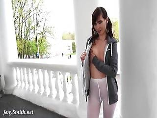 Jeny Smith   Sporty Look