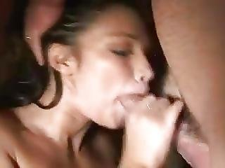 Girl Goes Wild At Fuck Party