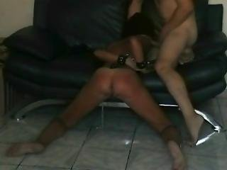 Me Slave Training Giving Blow Job