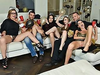 New Years Eve Bash Got Kinky Naughty