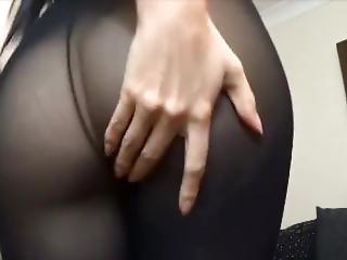 Ass In Pantyhose !!!!