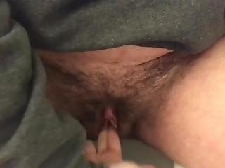 Milf Gets Horny At Work And Cums In Public Bathroom