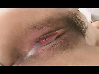 Ebony creampie πορνό βίντεο