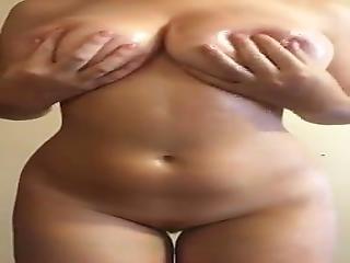 Best Body Ever Fondling Tits