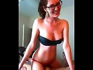 Insanely Hot Girlfriend Blowjob