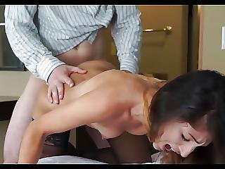 Blowjob, Cumshot, Doggystyle, Phone, Teen