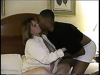 Bbw Wife S Interracial Creampie